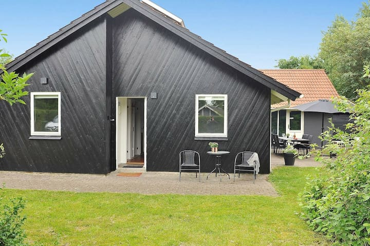 Luxurious Holiday Home in Ørsted Jutland With Swimming Pool