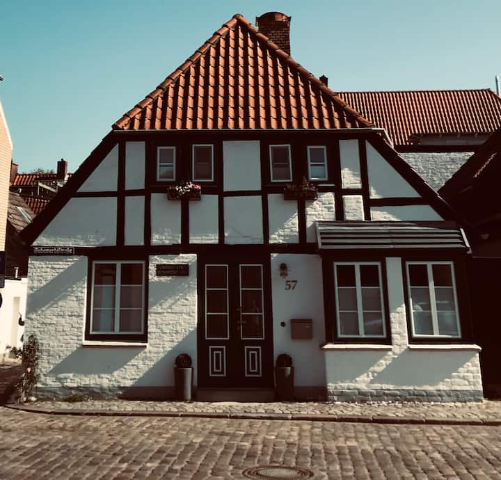 Wunderschönes Altstadthaus mitten in Eckernförde