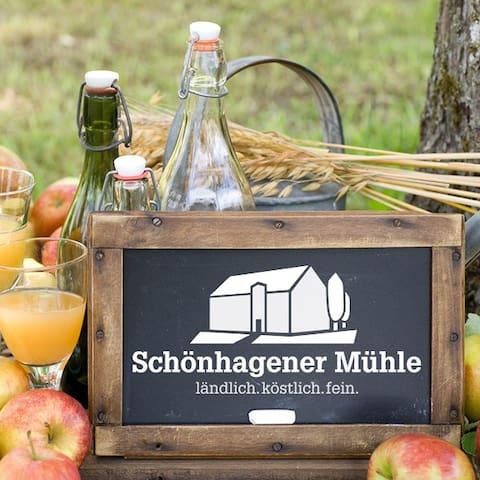 Feiern in der Schönhagener Mühle - Pritzwalk - Haus
