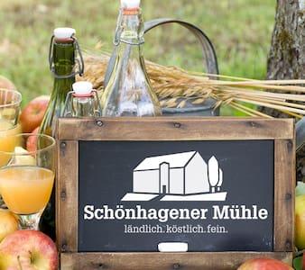 Feiern in der Schönhagener Mühle - Pritzwalk - 独立屋