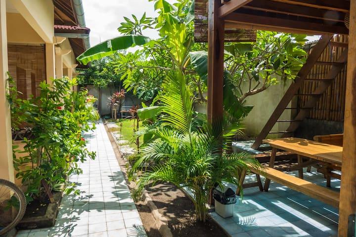 Mandalika Cottage # 3 Gili Trawangan