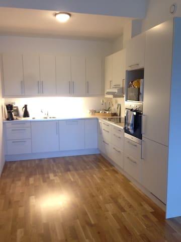 Helt ny leilighet med sjøutsikt - Fredrikstad - Apartment