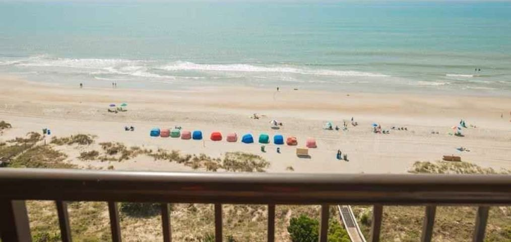 12th Floor- Ocean View-  Beach Colony Resort