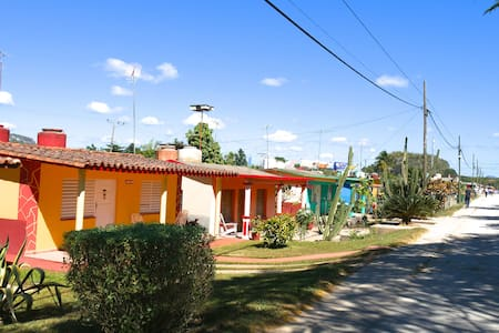 Authentic Cuban Home - Casa El Cactus! - Viñales - 一軒家
