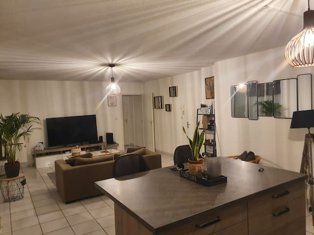 Appartement t3 à 20 min de Bordeaux 🏡