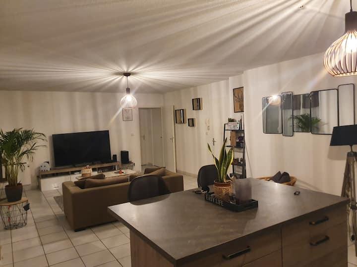 T2 en résidence privé à 20 min de Bordeaux