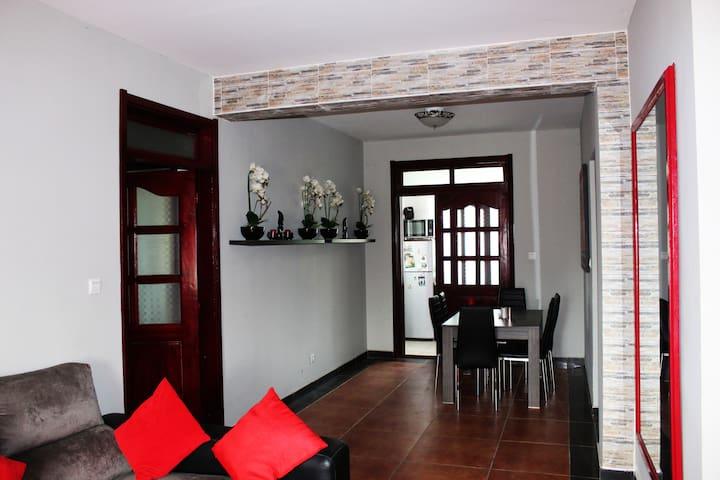 Apartamento en el corazón de Malabo
