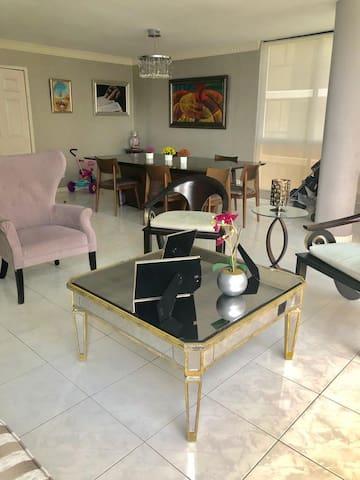 Espectacular apartamento en el corazón de Panamá