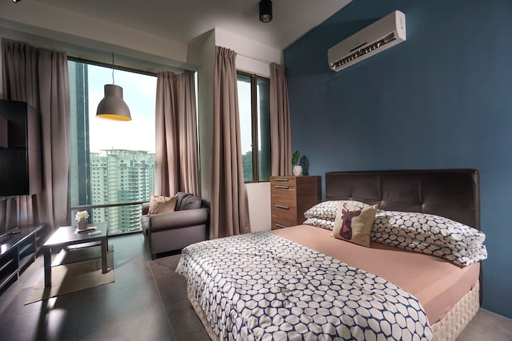 EXCLUSIVE STUDIO @ Empire Damansara [FREE WIFI] - Petaling Jaya - Flat
