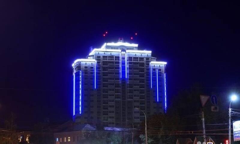 Апартаменты на улице Комсомольской