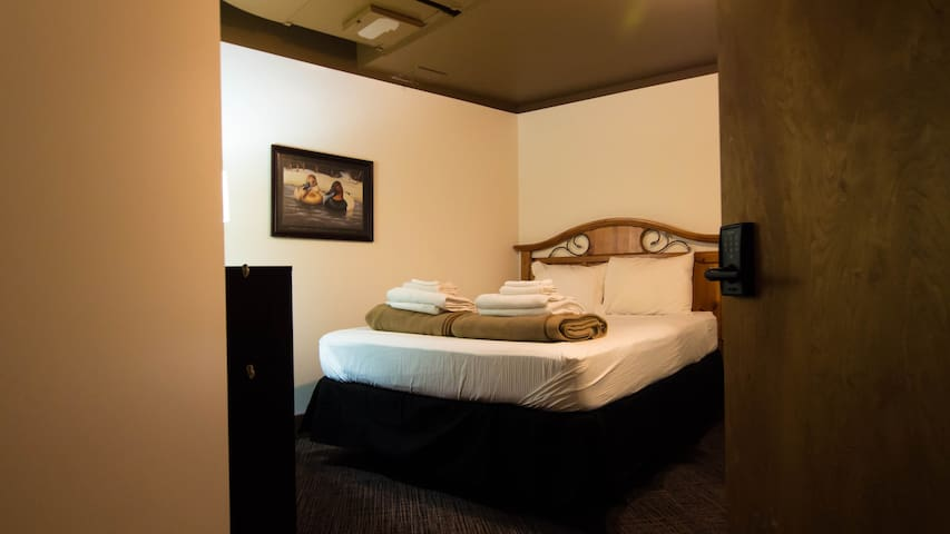 Park City Hostel: Private Queen Bed - Park City