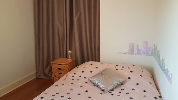 Chambres proches du lac de Paladru