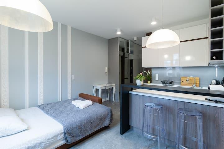 NUTELLA - Apartament w sercu Podgórza - dla dwojga