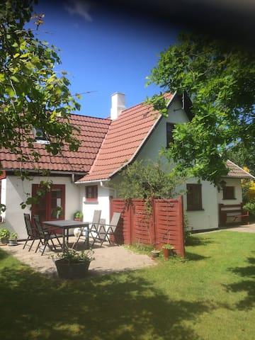 Hyggeligt sommerhus i Liseleje - Liseleje - Rumah