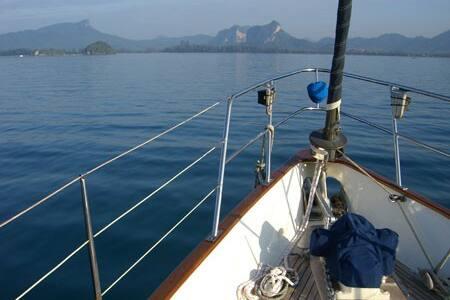My Way Luxury Yacht Club Med Cherating (April-Oct) - Kuantan - Boat