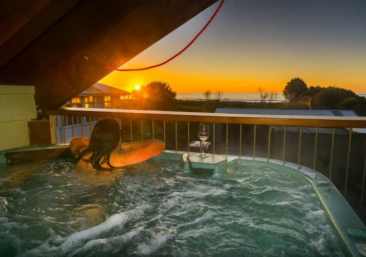 Your EXCLUSIVE beachfront getaway awaits...
