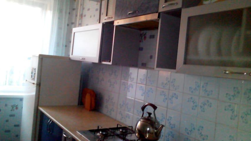 Сдам двухкомнатную квартиру в 17 м/р. - Volzhskiy - Lägenhet