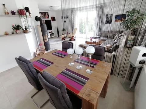 Zimmer bei Rostock, Nähe Warnemünde, Ostsee Strand