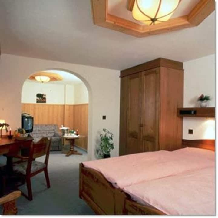 "Hotel Waldhaus  Double room ""Romantica"""
