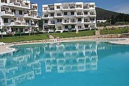 Appart T3 équipé dans un super complexe piscine - Cabo Negro - Wohnung
