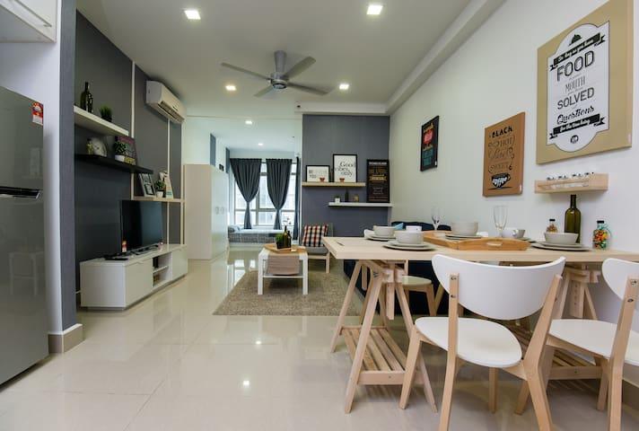 Amazing@Shaftsbury Suites, Cyberjaya Putrajaya - Cyberjaya - Wohnung