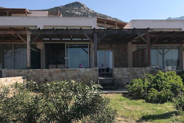 Maison individuelle vue mer, Marine Sant Ambroggio