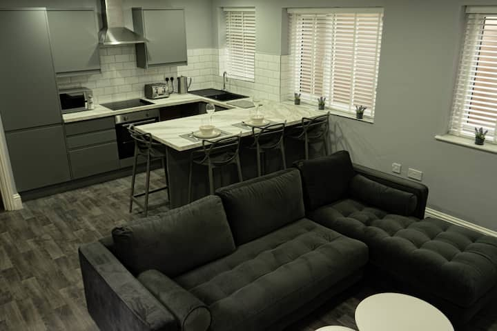 NEW for 2020/21 - Apartment 1