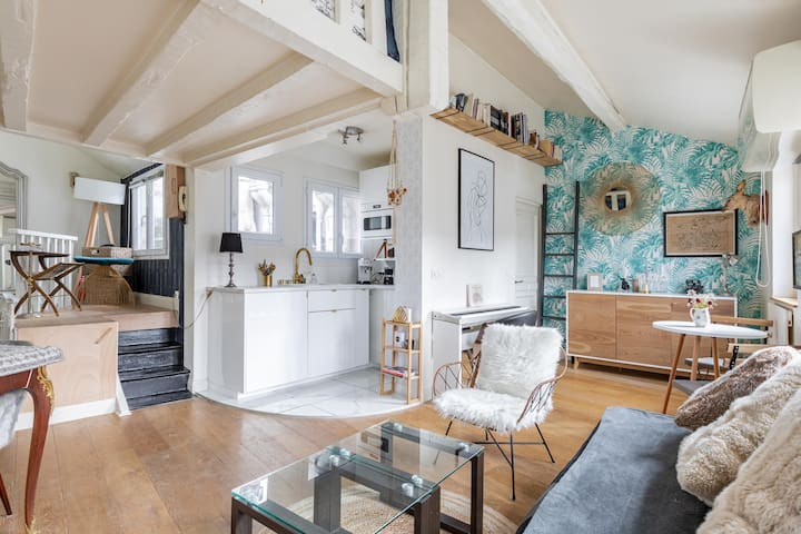 Charming and Chic Home - Notre Dame