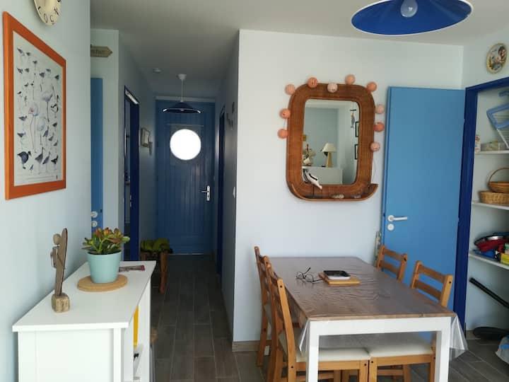 Appartement 50 m de la plage, Vendée Globe 30 mn