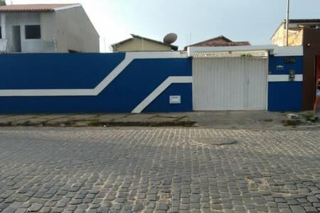 Casa c imensa área de lazer/churras - Porto Seguro