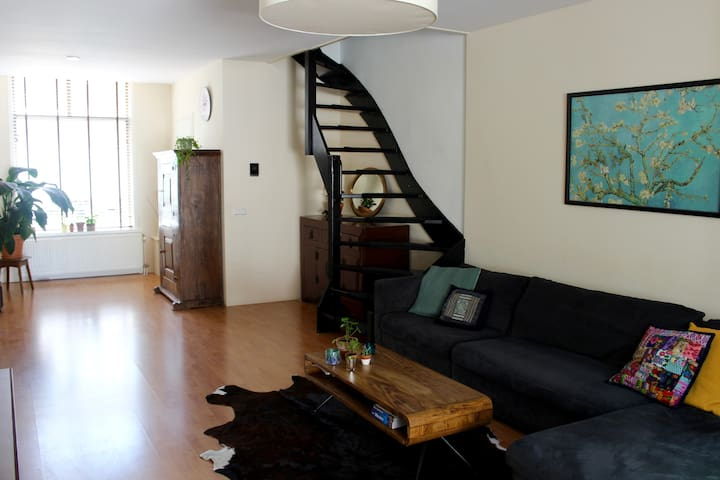 Spacious and complete house, nearby city center