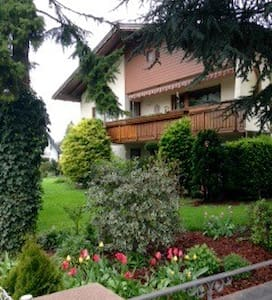 Home in Lustenau, the heart of Europe. All is near