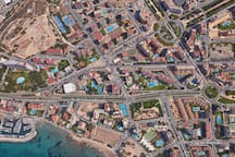 Stunning apartment  Playa de San Juan next to IVF