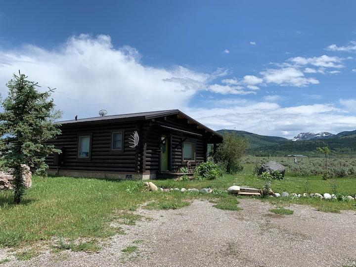 Private Cabin in Victor