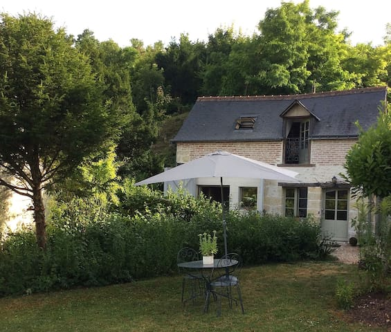 Le clos des volets verts - Vernou-sur-Brenne - Casa