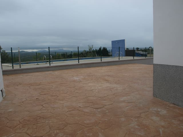 RURAL Y VACACIONAL (4 apartamentos) - Montilla - Apartemen