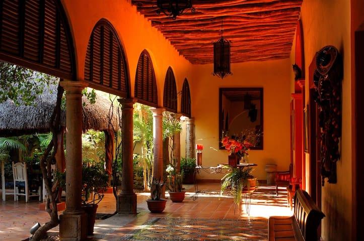 HOTEL POSADA DEL HIDALGO / EL FUERTE SINALOA