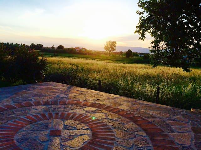 Comfortable Tuscany Country - House - San Rocco