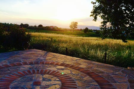 Comfortable Tuscany Country - House - San Rocco - Villa