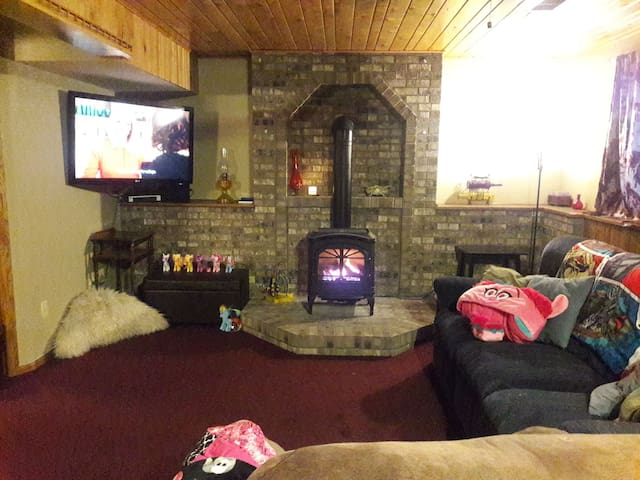 Coon Rapids home available for SUPERBOWL.