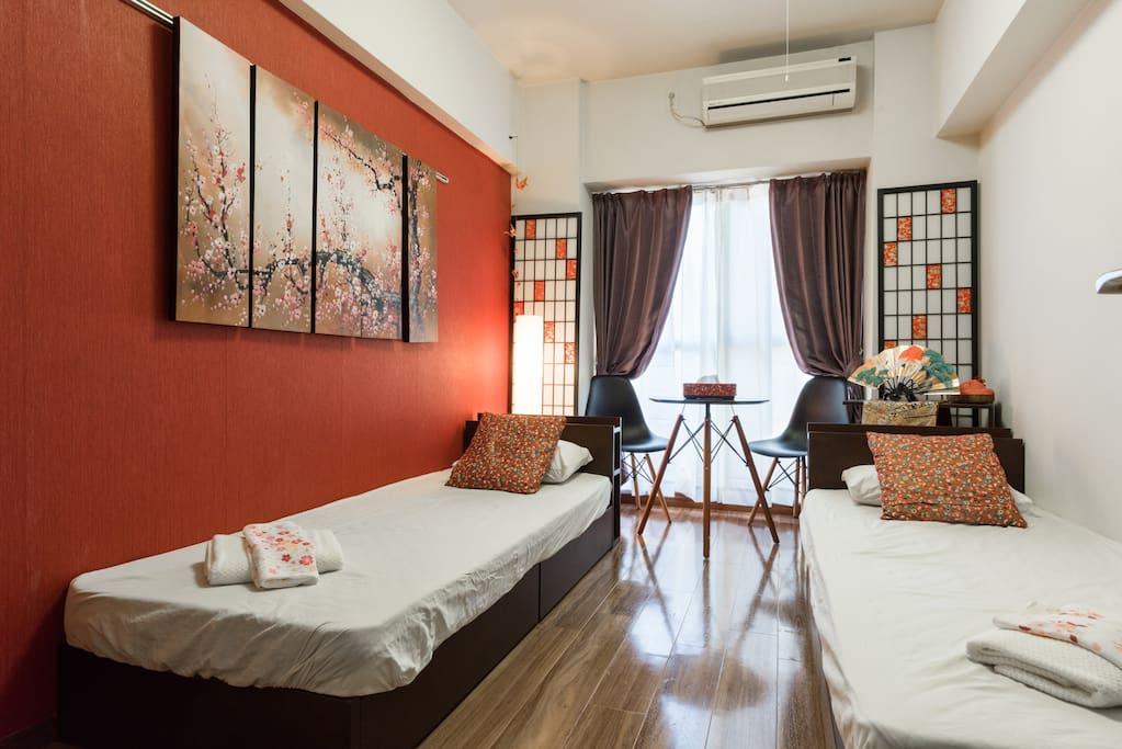 Mian room