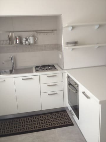 Flat in Jesolo near the beach
