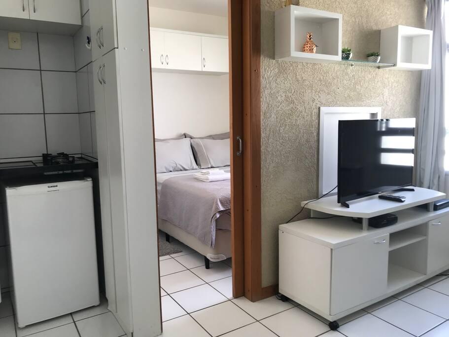 Sala e quarto
