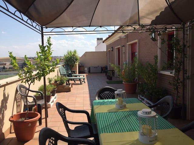 Precioso Atico con encanto y todos los servicios - Badajoz - Wohnung