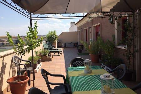 Precioso Atico con encanto y todos los servicios - Badajoz - Apartament