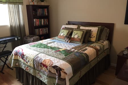 Orlando Guest Bed and Bath - Altamonte Springs - Osakehuoneisto