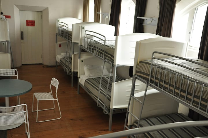 Jailhouse Accommodation Hostel BED in SHARED DORM