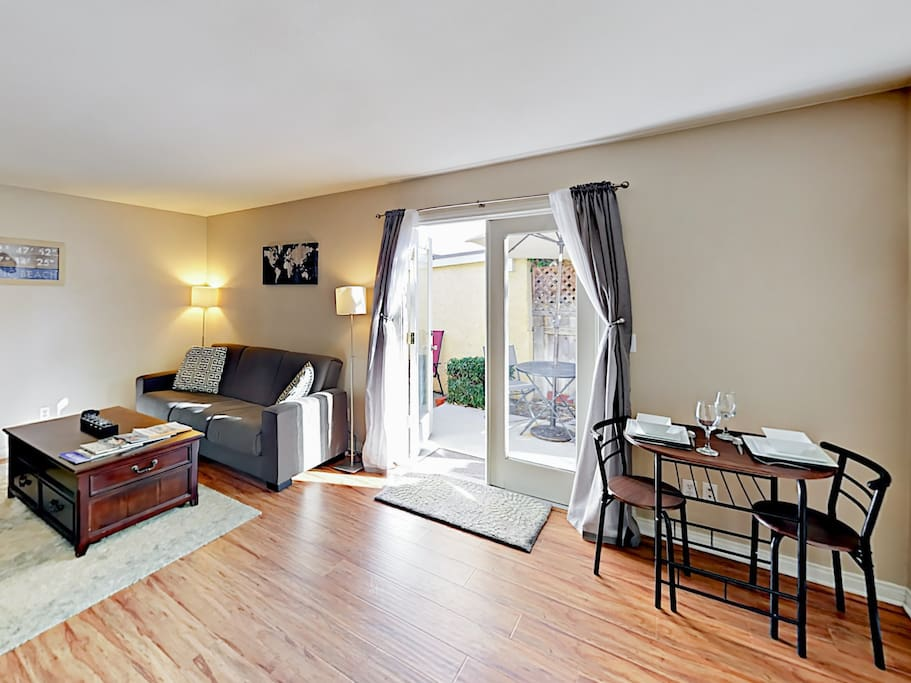 Your TurnKey rental combines the amenities of a boutique hotel with the comforts and privacy of your own home.