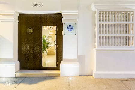 Modern with colonial architecture - Cartagena - Bed & Breakfast