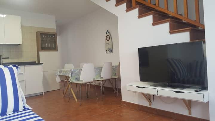 Casa Famara Lanzarote 3 dormitorios